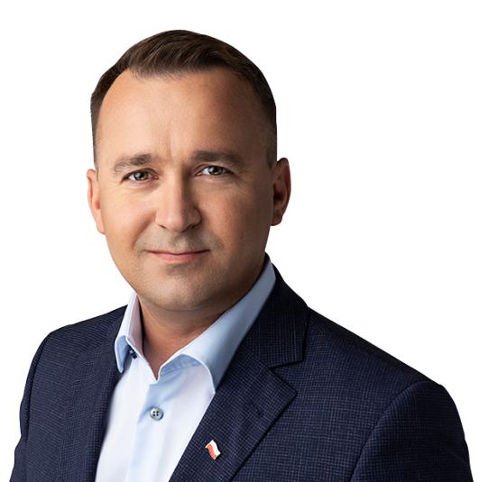 fot. KPRM (minister Michał Cieślak)
